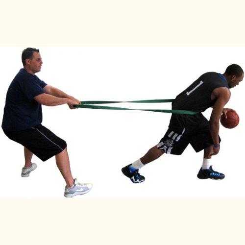 オーバーロードバンド バスケットボールプレイヤー向けトレーニングラバーバンド 大人用