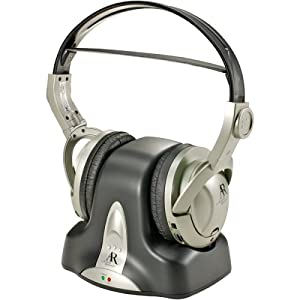 Acoustic Research AW721 900 MHz Wireless Stereo Headphones (Discontinued by Manufacturer)