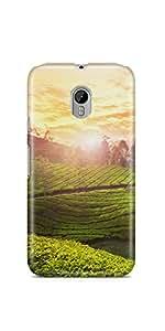 Casenation Tea Estate Motorola Moto G3 Matte Case