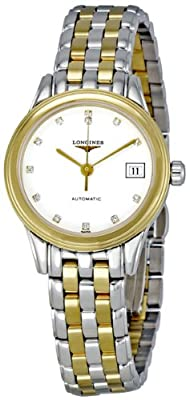 Longines Les Grandes Classiques Flagship Ladies Watch 42743277 from designer Longines