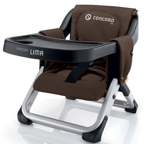 Concord Booster Seat Lima Mocca