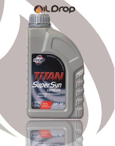 Fuchs 5W-40 Titan SuperSyn Longlife - 1 Liter