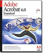 Adobe Acrobat 6.0 Standard Edition [OLD VERSION]