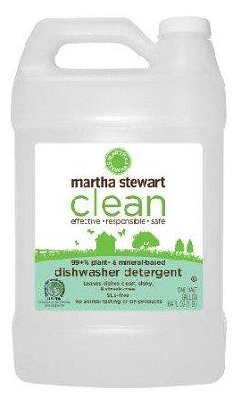 Martha Stewart Clean Dishwasher Liquid Detergent 64 Oz.
