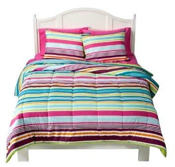 Striped bedding sets Xhilaration home decor