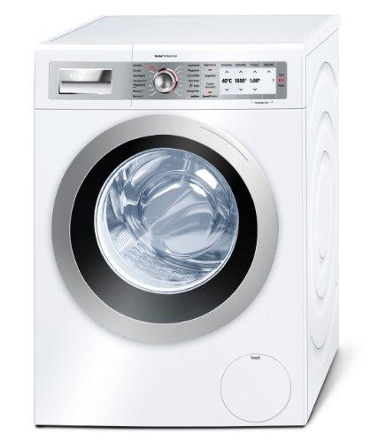 Bosch WAY32742 Waschmaschine Frontlader / A+++ / 1600 UpM / 8 kg / weiß / ActiveWater Plus / EcoSilence Drive