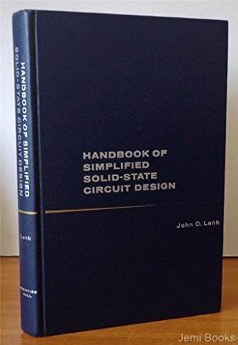 Handbook of Simplified Solid State Circuit Design