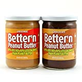 Better'n Peanut Butter Original & Chocolate Combo ~ BETT
