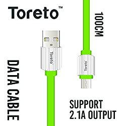 Toreto TUC 506 Micro USB Cable Sync & Charge Cable