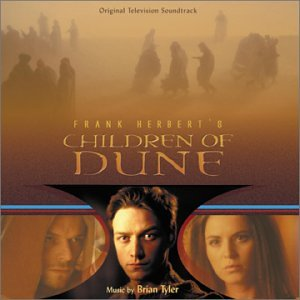 Frank Herbert's Children of Dune (Original Television Soundtrack)