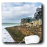 Danita Delimont - Fishing - St Margrets Hope, South Ronaldsay, Orkney Islands, Scotland. - MousePad (mp_206678_1)