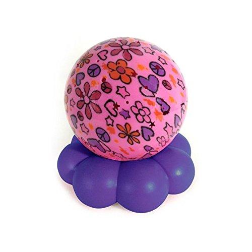 Cloud B Groovy Globe (Pink Flower) - 1