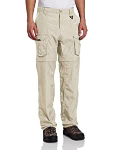 Columbia Men's Convertible II Pant, 2X/30-Inch, Fossil