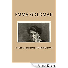 The Social Significance of the Modern Dramma