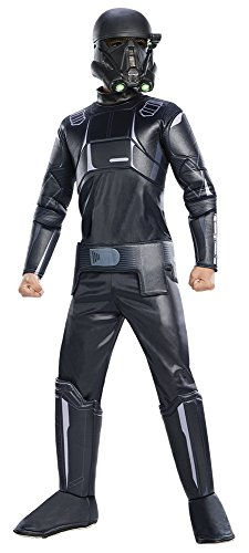 Rogue One: A Star Wars Story Child's Deluxe Death Trooper Costume