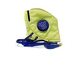 nu look Protection Mask, SLV 820, multi color (5 nos.)