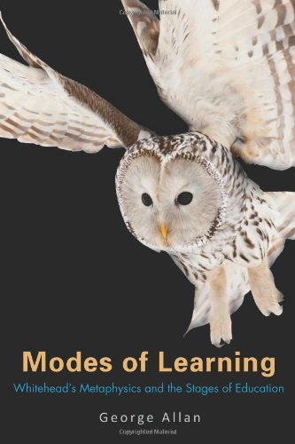 Modes Of Learning: Whitehead'S Metaphysics And The Stages Of Education front-835038