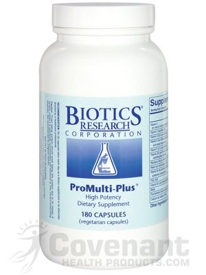 Biotics Research - ProMulti-Plus 180C