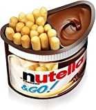 Ferrero Nutella And Go! Snack - Case Of 12 - 52G