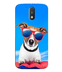 Citydreamz Back Cover for Motorola Moto G4 (4th Gen.)