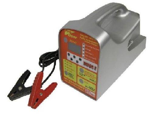 Batterie Ladegerät 12V 6A Intelligentes Ladegerät