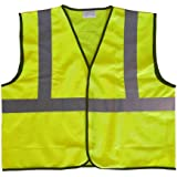 High Visibility Class 2 Safety Vest Lime - X-Large