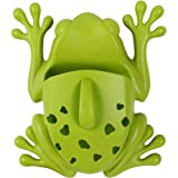 Boon - Frog Pod Bath Toy Scoop, Drain and Storage
