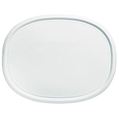 Corningware French White 1.5 Quart Oval Plastic Lid Cover