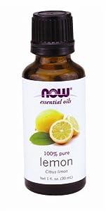 Now Foods Lemon Oil 1 ounce (Pack of 2)