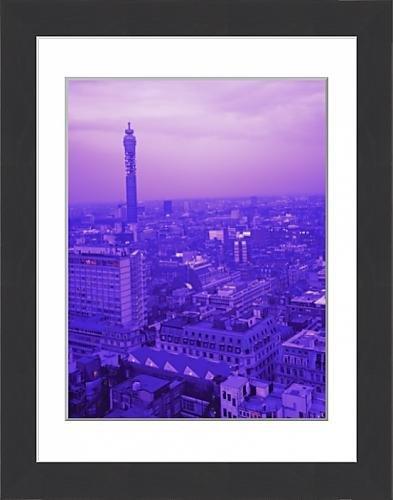 framed-print-of-post-office-tower