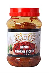 AFP Garlic Thokku Pickle - 200g