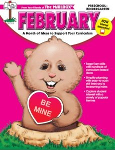BOOK MONTHLY ACTIVITY FEB PS-K