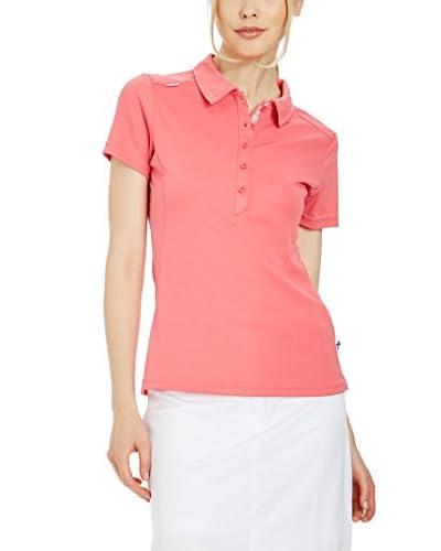 Halti Poloshirt Riimi rosa