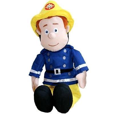 Feuerwehrmann Sam - Plüschfigur Sam Plüsch 43cm