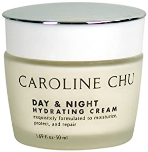 Caroline Chu Day and Night Hydrating Cream, 1.69 Ounce