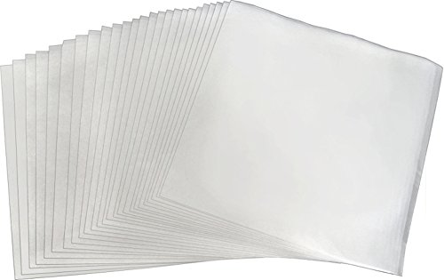 25-Plastic-3Mil-Thick-Inner-Sleeves-for-12-Vinyl-Records-12IH03-Protect-Against-Dust