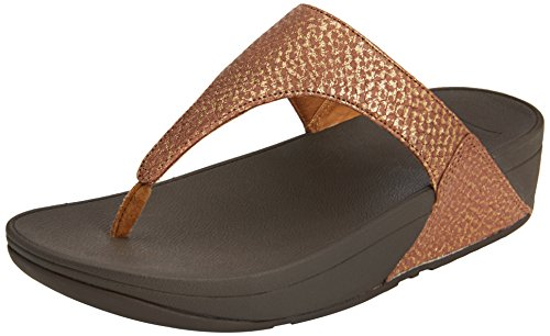 Fitflop Lulu (Snake), Marrone (Marrone (Copper)), 38