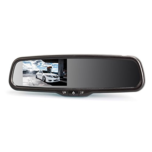 AUTO-VOX Dual Video Inputs 4.3