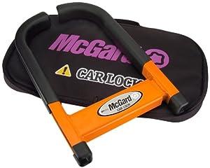McGard 76048 Orange Car Lock – Set of 1