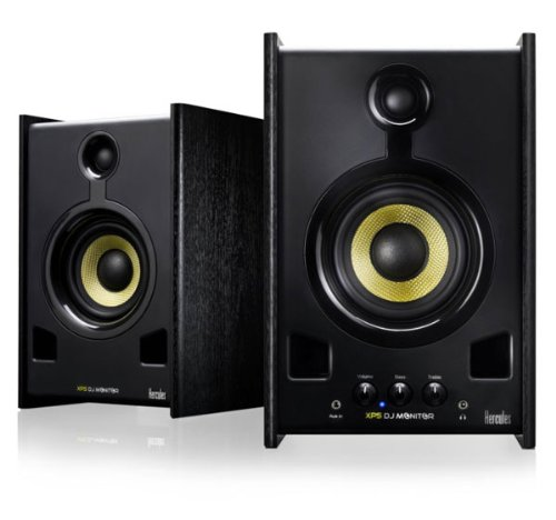 hercules-xps-20-80-dj-set-coppia-di-monitor-per-dj-nero