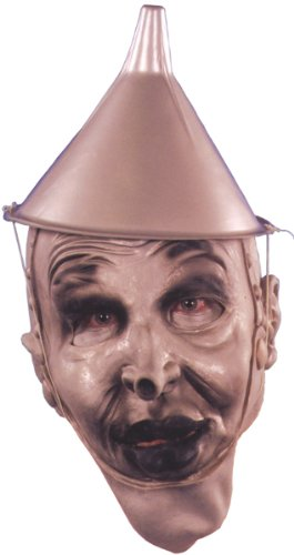 Tin Man Hat-Silver / One Size