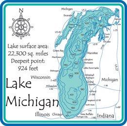 topographic map of lake michigan Objectives 1 Intro To Earth Science 04 Fall 2015 topographic map of lake michigan