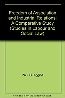 Best books for industrial relations and labour laws