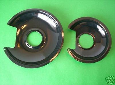 2 PORCELAIN Drip Pans JENN-AIR Cartridge A100 JEA7000 ;#by:lucy50linda (A100 Jenn Air compare prices)