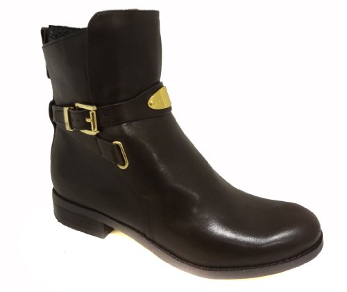 Michael Kors Arley Ankle Boot, Dark Coffee, (8M)