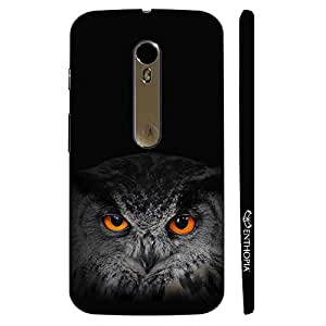 Enthopia Designer Hardshell Case Now You See Me Back Cover for Motorola Moto X Style