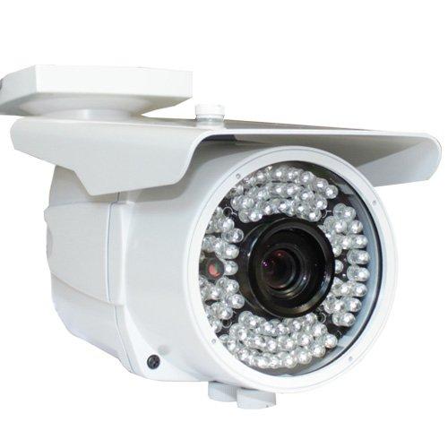 Gw Security Gw780A 520Tvl Waterproof Cctv Ir 520Tvl Outdoor Bullet Security Camera - 1/3-Inch Sony Ccd, 520 Tv Lines, 72Pcs Ir Led