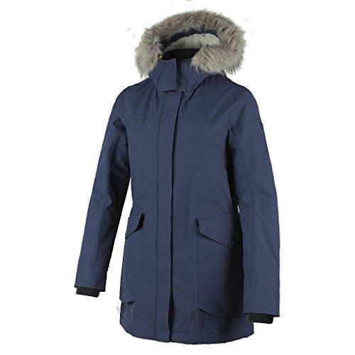 CMP donna Long Jacket Zip Hood asfalto, Donna, asfalto, 44