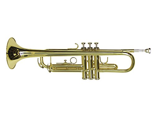 DIMAVERY TP-10 Bb Trompete, gold