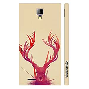 Micromax Canvas Express A99 Bambi's Hubby designer mobile hard shell case by Enthopia